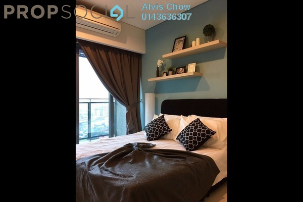 For Rent Serviced Residence at Summer Suites, KLCC Leasehold Fully Furnished 2R/1B 3.3k