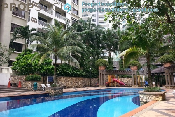 For Sale Condominium at Casa Kiara I, Mont Kiara Freehold Fully Furnished 3R/2B 750k