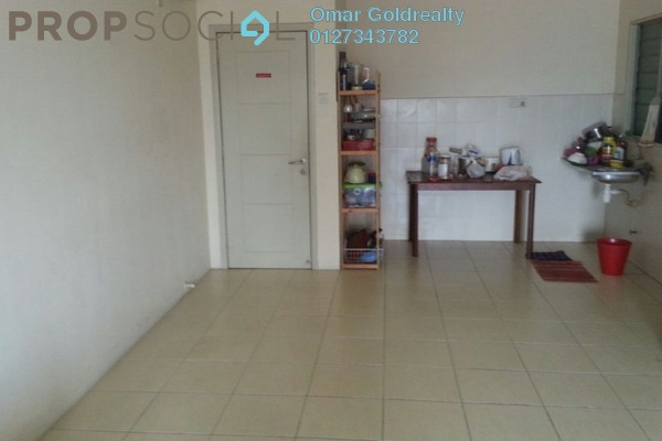 For Sale Condominium at Platinum Lake PV12, Setapak Leasehold Unfurnished 3R/2B 430k