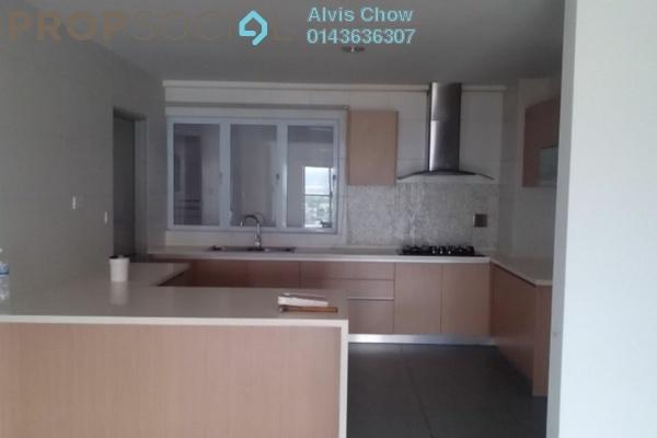 For Rent Condominium at Villa Orkid, Segambut Freehold Semi Furnished 3R/4B 2k