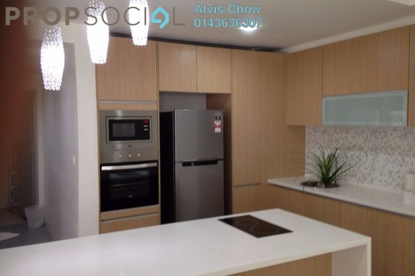 For Rent Condominium at Villa Orkid, Segambut Freehold Fully Furnished 4R/4B 2.7k