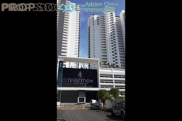 For Sale Condominium at Marinox Sky Villas, Seri Tanjung Pinang Leasehold Semi Furnished 4R/2B 980k