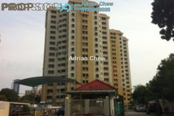 For Sale Apartment at Tiara View, Tanjung Bungah Freehold Unfurnished 3R/2B 455k