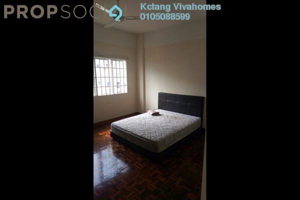 For Sale Condominium at Prima Setapak I, Setapak Leasehold Unfurnished 3R/2B 465k