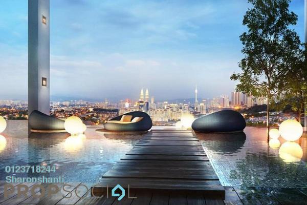 For Sale Condominium at Univ 360 Place, Seri Kembangan Leasehold Unfurnished 0R/1B 333k