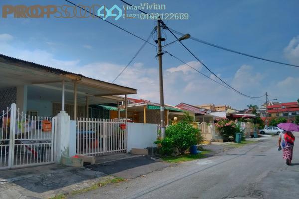For Rent Terrace at Happy Garden, Old Klang Road Freehold Unfurnished 3R/2B 1.3k