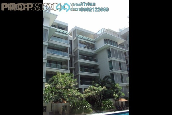 For Sale Condominium at U-Thant Residence, Ampang Hilir Freehold Semi Furnished 5R/6B 3.76m