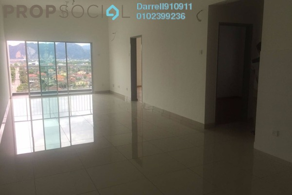 For Rent Condominium at DeSkye Residence, Jalan Ipoh Freehold Unfurnished 3R/2B 2.3k