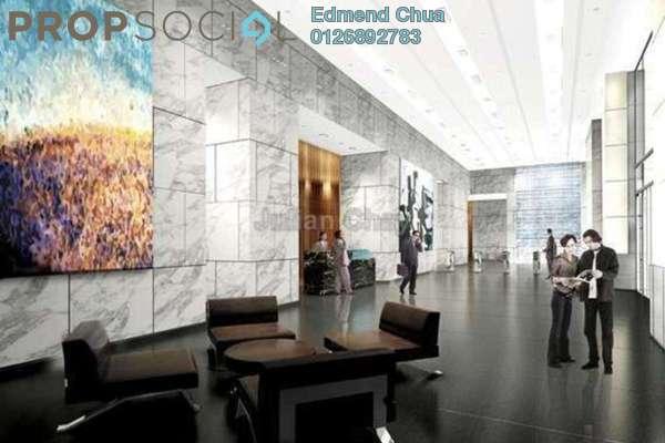 For Rent Office at Menara Bangkok Bank, KLCC Freehold Unfurnished 0R/1B 6.6k
