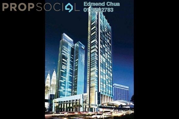 For Rent Office at Menara Bangkok Bank, KLCC Freehold Unfurnished 0R/1B 17.7k