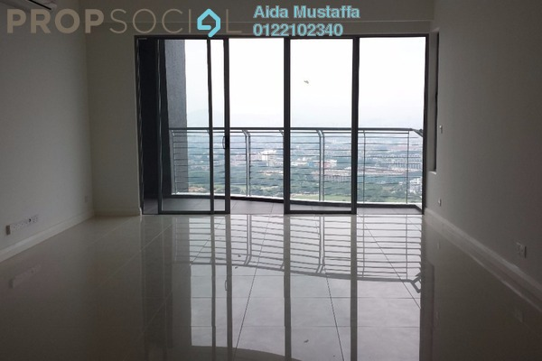 For Rent Condominium at The Westside Two, Desa ParkCity Freehold Semi Furnished 3R/3B 3.8k