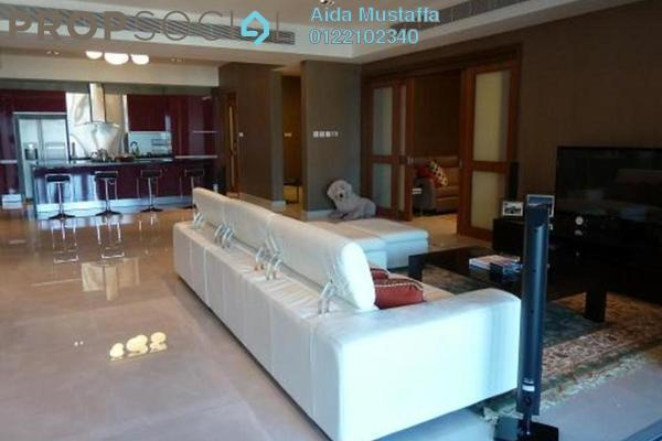 For Sale Condominium at 10 Mont Kiara, Mont Kiara Freehold Semi Furnished 4R/5B 3.55m