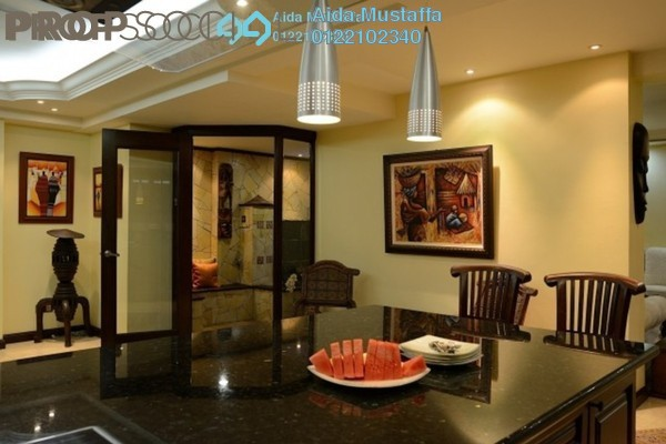 For Rent Condominium at Kiaramas Sutera, Mont Kiara Freehold Fully Furnished 4R/5B 10k