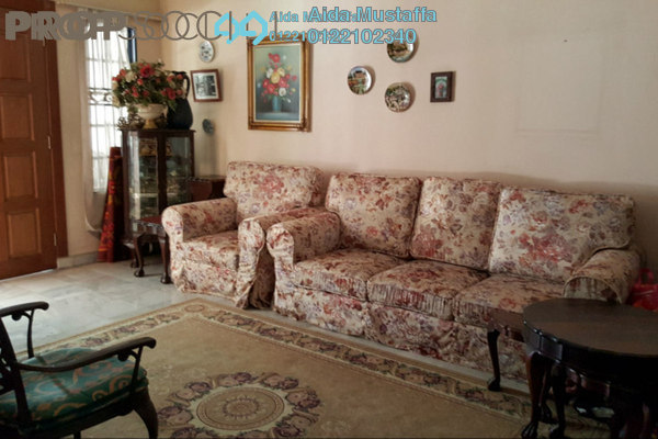 For Sale Terrace at SD7, Bandar Sri Damansara Freehold Semi Furnished 5R/4B 1.9m