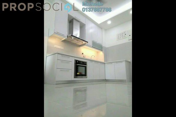 For Sale Condominium at Desa Green Serviced Apartment, Taman Desa Freehold Fully Furnished 2R/2B 579k
