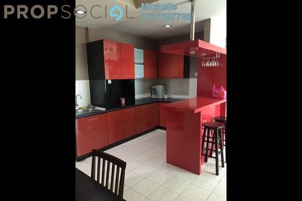 For Rent Condominium at Renjana Ampang, Ampang Freehold Fully Furnished 3R/2B 1.4k