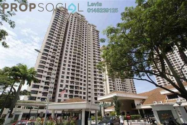 For Rent Condominium at Villa Angsana, Jalan Ipoh Freehold Fully Furnished 3R/2B 2.1k