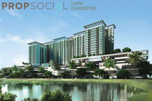 For Sale Condominium at The Loft @ ZetaPark, Setapak Leasehold Fully Furnished 3R/2B 740k