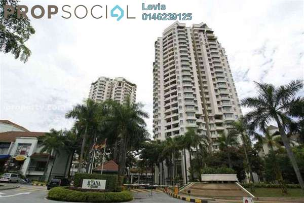 For Rent Condominium at Riana Green, Tropicana Leasehold Fully Furnished 1R/1B 1.5k