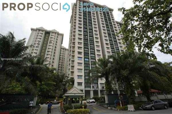 For Sale Condominium at Danau Idaman, Taman Desa Leasehold Fully Furnished 3R/2B 460k