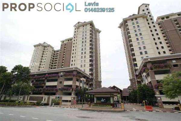 For Sale Condominium at Casa Indah 1, Tropicana Leasehold Fully Furnished 3R/3B 700k