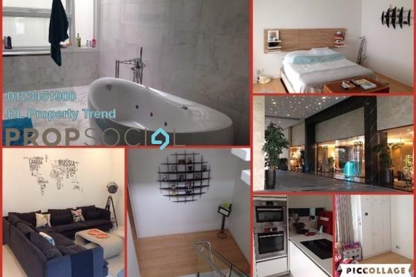 For Sale Villa at Kiara 9, Mont Kiara Freehold Semi Furnished 4R/5B 4.06m