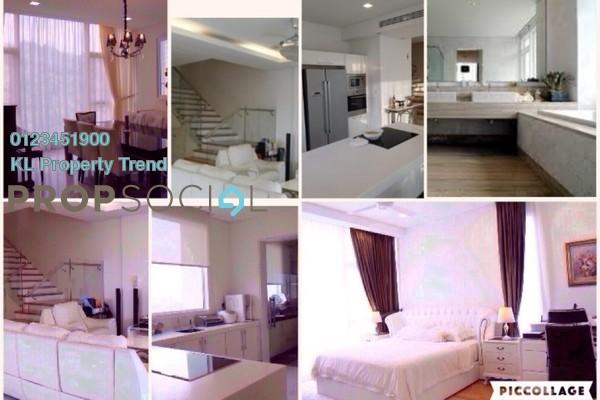 For Sale Duplex at Kiara 9, Mont Kiara Freehold Semi Furnished 3R/3B 2.6m