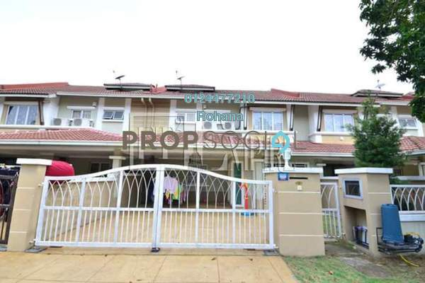 For Sale Terrace at Sunway Kayangan, Shah Alam Leasehold Unfurnished 4R/3B 760k