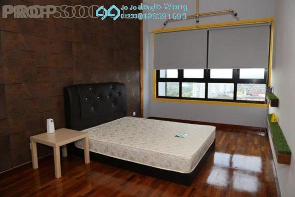 For Rent Serviced Residence at i-Residence @ i-City, Shah Alam Freehold Fully Furnished 3R/3B 2.6k