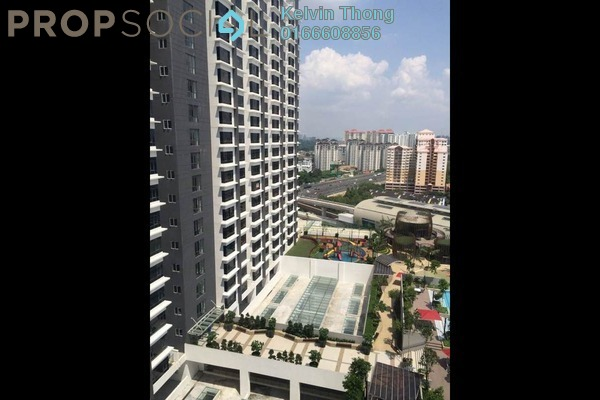 For Sale Condominium at Eve Suite, Ara Damansara Freehold Fully Furnished 2R/2B 740k