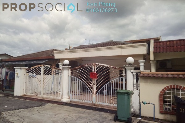 For Rent Terrace at Taman Taynton View, Cheras Freehold Unfurnished 5R/2B 1.2k