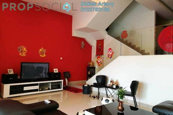 For Sale Terrace at The Peak, Cheras South Freehold Fully Furnished 5R/5B 1.48m