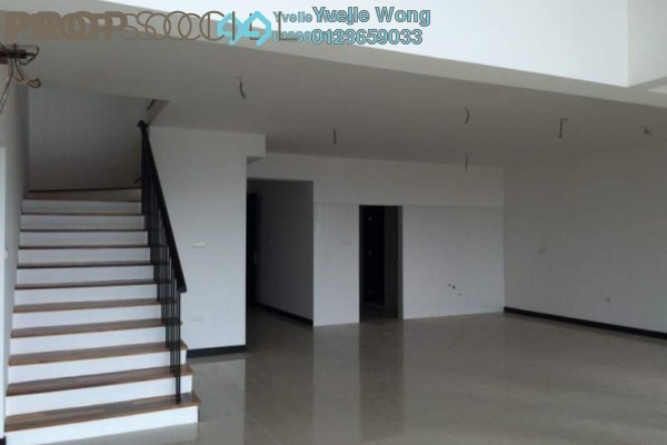 For Sale Condominium at Armanee Terrace II, Damansara Perdana Leasehold Unfurnished 4R/4B 1.18m