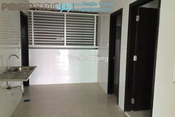 For Sale Condominium at Armanee Terrace II, Damansara Perdana Leasehold Semi Furnished 4R/4B 1.3m
