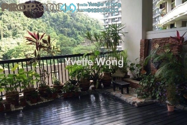 For Sale Condominium at Armanee Terrace I, Damansara Perdana Leasehold Semi Furnished 3R/3B 1.08m