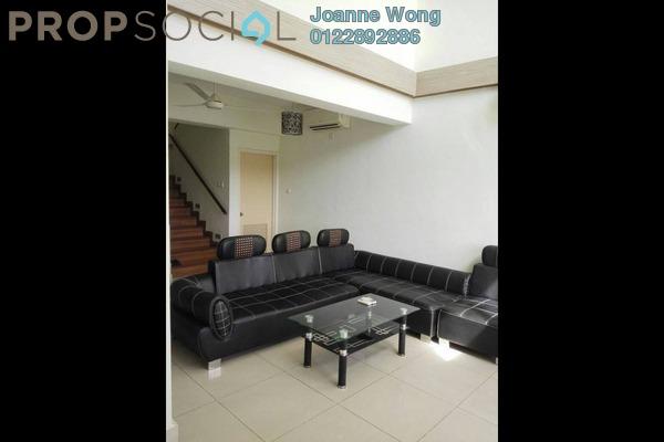 For Rent Condominium at Casa Desa, Taman Desa Freehold Semi Furnished 4R/3B 3k