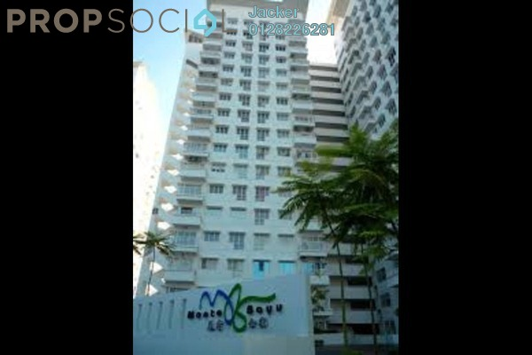 For Rent Condominium at Monte Bayu, Cheras Leasehold Semi Furnished 3R/2B 1.1k