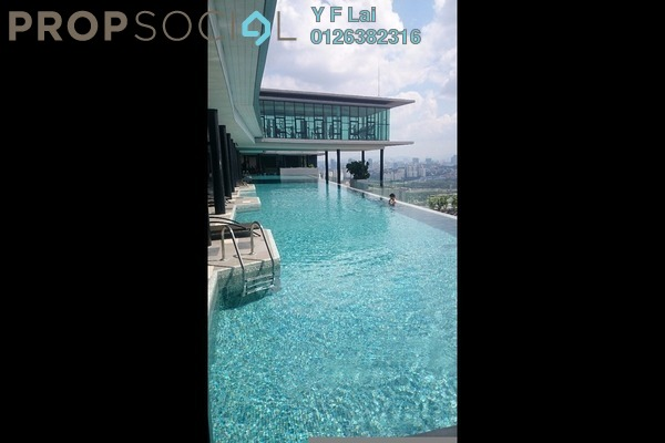 For Sale Condominium at The Leafz, Sungai Besi Freehold Semi Furnished 3R/2B 828k