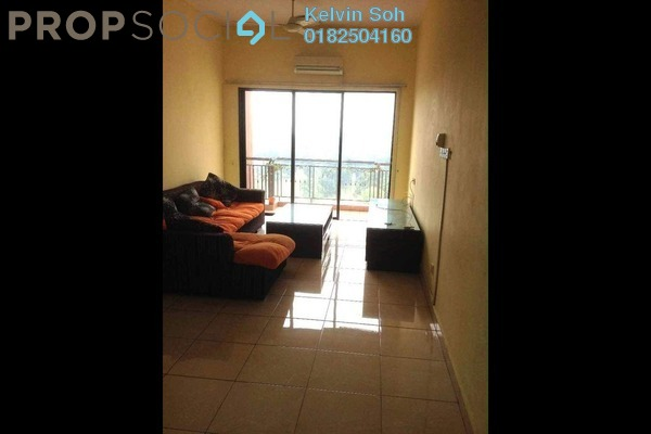 For Rent Condominium at Casa Indah 1, Tropicana Leasehold Semi Furnished 3R/3B 1.9k