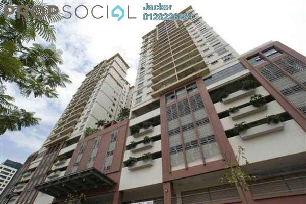 For Rent Condominium at D'Alamanda, Cheras Leasehold Semi Furnished 3R/2B 1.6k