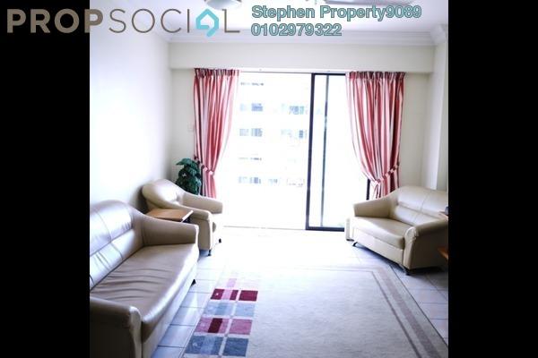 For Rent Condominium at Vista Komanwel, Bukit Jalil Freehold Fully Furnished 3R/2B 1.8k