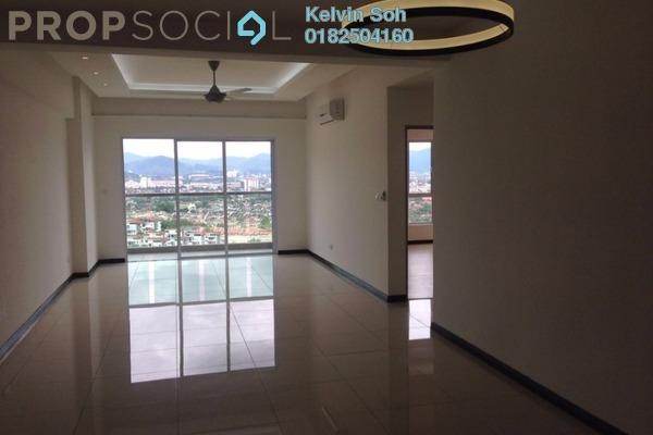 For Rent Condominium at Villa Orkid, Segambut Freehold Semi Furnished 3R/3B 2k