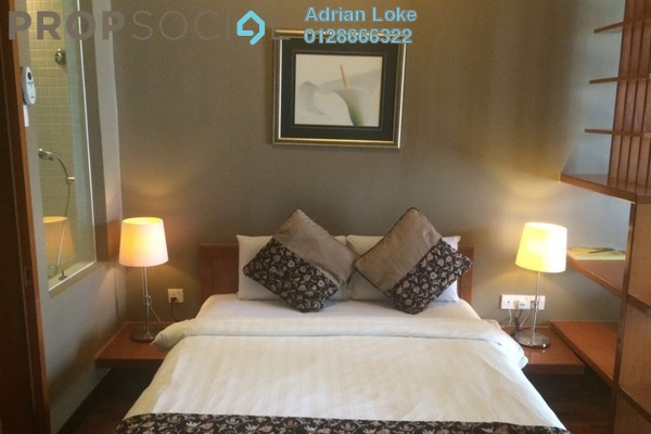 For Rent Apartment at 10 Semantan, Damansara Heights Leasehold Fully Furnished 1R/1B 1.6k