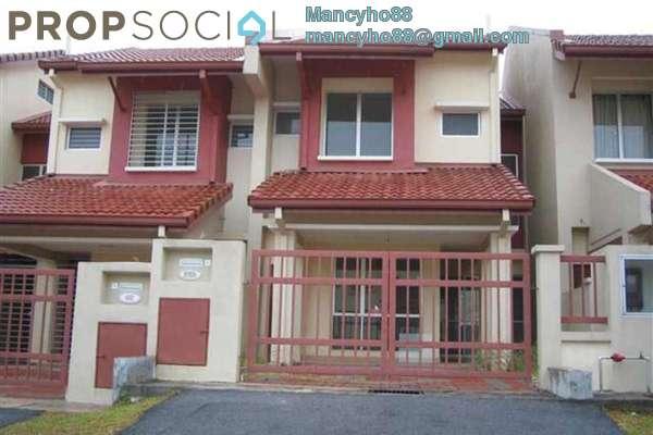 For Rent Terrace at Taman Pinggiran USJ, Subang Jaya Freehold Semi Furnished 4R/3B 1.5k
