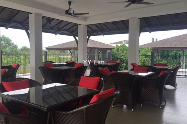 For Sale Terrace at The Glades, Putra Heights Freehold Semi Furnished 6R/6B 1.9m