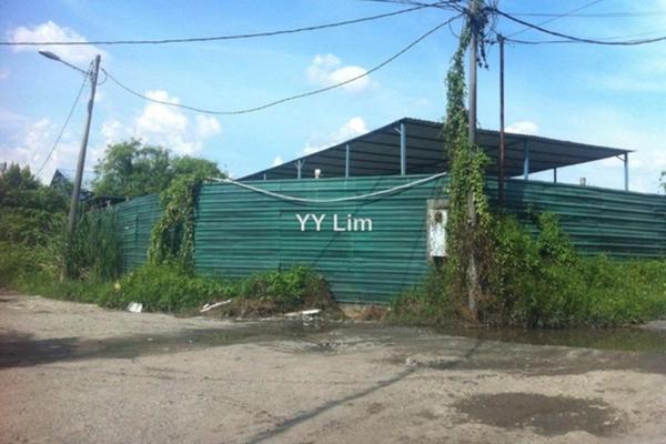 For Sale Land at Kampung Jawa, Shah Alam Leasehold Unfurnished 0R/0B 0translationmissing:en.pricing.unit