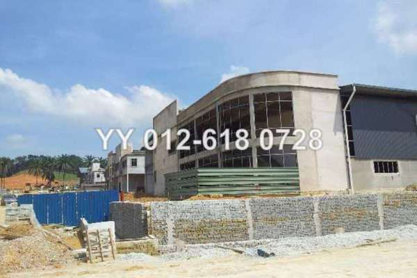 For Sale Land at Putra Industrial Park, Puchong Freehold Unfurnished 0R/0B 62.7m