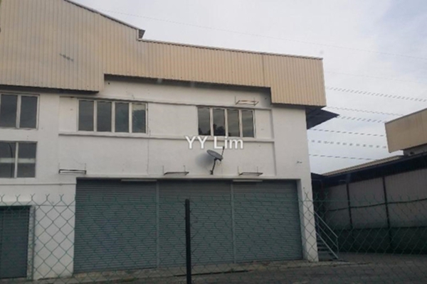 For Rent Factory at Taman Perindustrian Puchong, Puchong Leasehold Unfurnished 0R/0B 9.8k