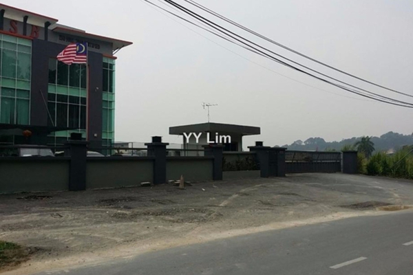 For Sale Factory at Kampung Baru Subang, Shah Alam Freehold Unfurnished 0R/0B 9.5m