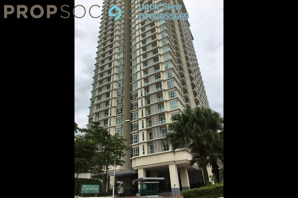 For Rent Serviced Residence at Camellia, Bangsar South Leasehold Fully Furnished 1R/1B 2.4k